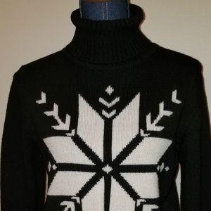 #154 Preowned Classique Entier black wool cardigan